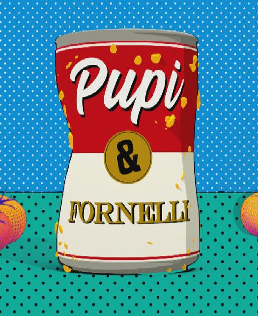 Pupi e Fornelli logo Fremantle Italia